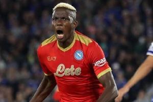 Tiền đạo châu Phi đắt nhất lịch sử ghi 2 bàn vào lưới Leicester City