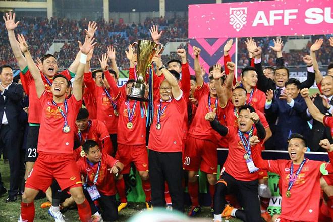 ĐT Việt Nam sẽ là nhà đương kim vô địch khi bước vào AFF Cup 2021.