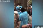 Công an xác minh clip người dân và người mặc áo bảo hộ y tế xô xát ở TP.HCM