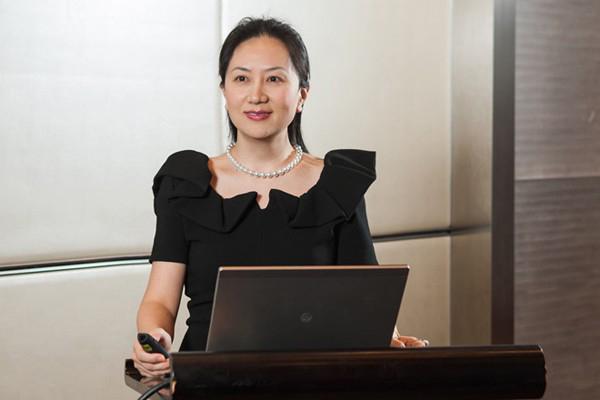 Thân thế kín tiếng của nữ giám đốc tài chính xinh đẹp của tập đoàn Huawei vừa trở về Trung Quốc sau 3 năm bị quản thúc ở Canada - Ảnh 3.