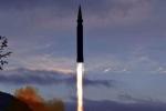 Triều Tiên tuyên bố thử nghiệm thành công tên lửa siêu thanh