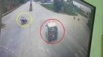 Tuyên Quang: Xe cứu thương tông xe máy tại ngã tư, một học sinh nguy kịch
