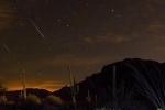 Đêm nay, Việt Nam đón đỉnh mưa sao băng 'rồng phun lửa'