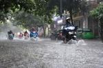 Dự báo thời tiết 9/10/2021: Các tỉnh miền Bắc hứng chịu lượng mưa lớn
