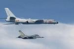 Mối đe dọa tới các căn cứ trọng yếu của Đài Loan sau loạt phi vụ của Trung Quốc