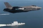 F-35 tiến sát biên giới Nga, sẵn sàng đụng độ S-400