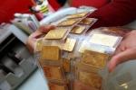 Giá vàng miếng chạm mốc 58 triệu đồng/lượng
