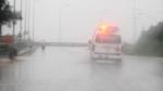 Miền Trung hứng mưa lớn do bão số 8