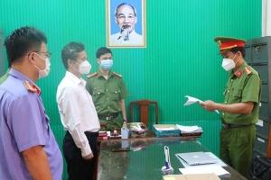 Giám đốc và nguyên Giám đốc Trung tâm Giáo dục thường xuyên Bình Phước bị bắt