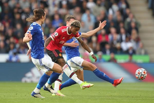Man United thua Leicester 2-4
