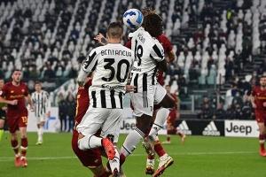 Kết quả Juventus 1-0 Roma: 'Bà đầm già' thắng trận thứ 4 liên tiếp