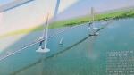 Giao đầu mối chuẩn bị đầu tư cầu Đại Ngãi nối Trà Vinh với Sóc Trăng