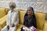 Bà cụ 70 tuổi sinh con đầu lòng với chồng 75 tuổi