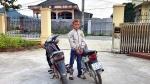Hà Giang: Công an phường Quang Trung nhanh chóng bắt được đối tượng trộm xe máy