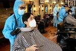 Thợ cắt tóc dương tính, Hà Nội khẩn tìm người đến 'Hair Salon Mẹ Ớt'