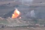 Kẻ bí ẩn cả gan tấn công đoàn xe quân sự của Nga ở Syria?