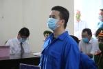Bị cáo Trương Châu Hữu Danh: 'Tài liệu mật có người gửi tới tận nhà'