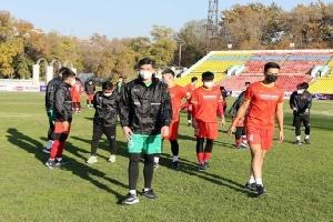 Vì sao U23 Việt Nam bị cấm tập trên sân thi đấu chính thức của vòng loại châu Á?