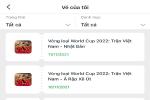 Khán giả dễ dàng mua vé xem tuyển Việt Nam thi đấu