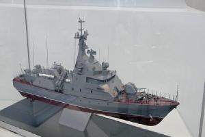 Nga giới thiệu thiết kế tuyệt đẹp cho tàu tên lửa Molniya