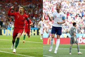 Ronaldo và Kane: Ai có hattrick ấn tượng hơn?