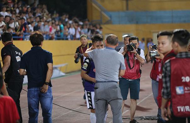 """HLV Park Hang Seo là người vui nhất sau trận """"nội chiến U23 Việt Nam"""" - Ảnh 5."""