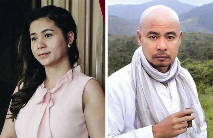 Bà Lê Hoàng Diệp Thảo nói ông Đặng Lê Nguyên Vũ không có tư cách đứng đơn ...